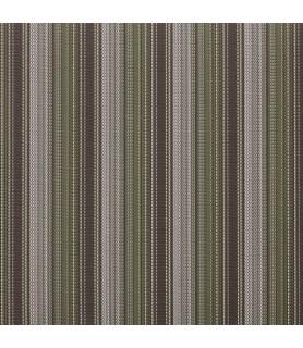 LOOM+ TILE RECTANGULAR LOOSE LAY PIN-STRIPE MODERN & RETRO-POP FR-2304